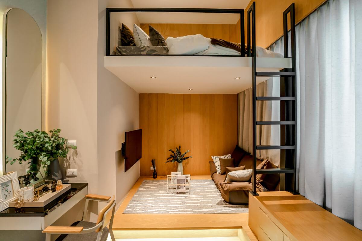 สิริ เพลส เพชรเกษม - สาย 4 ทาวน์โฮมพร้อมอยู่ สไตล์ Modern Loft พร้อมฟังก์ชันเพดานสูงพิเศษ