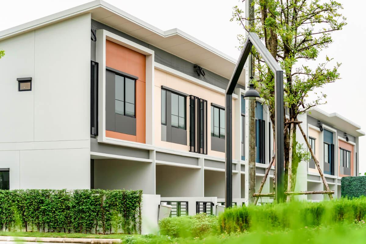 สิริ เพลส เพชรเกษม - สาย 4 ทาวน์โฮมพร้อมอยู่ สไตล์ Modern Loft - แบบบ้าน
